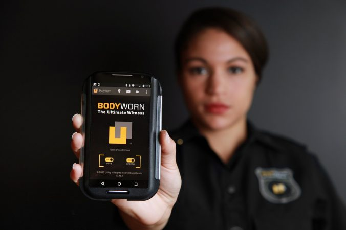 Bodyworn Body Camera